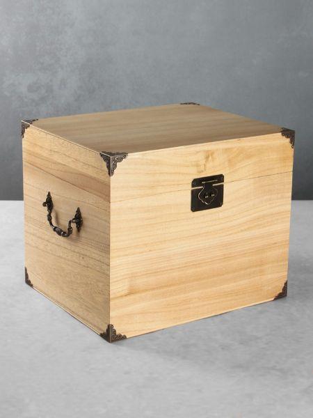 Paulownia Card Box